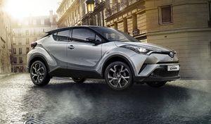 Chez Toyota, l'hybride a représenté 60% des ventes en 2017