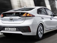 Hyundai : mise à jour mécanique pour la Ioniq électrique