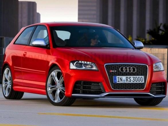 Audi RS3 : comme ça ?