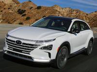 Hyundai officialise le Nexo