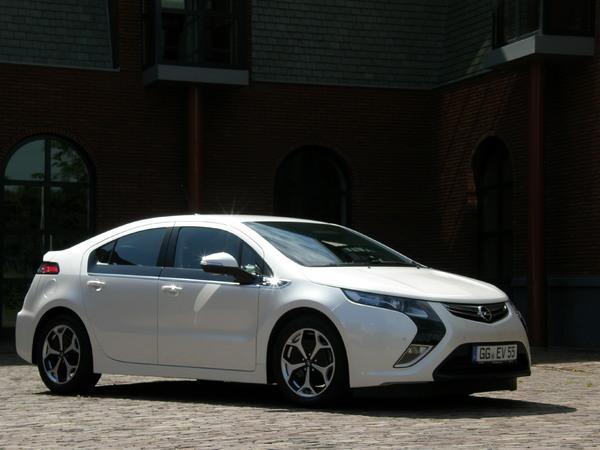 Opel diminue le tarif de l'Ampera de 7600 euros