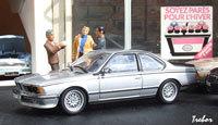 Miniature : 1/43ème - BMW M635 CSi