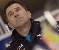 Moto GP: Martinez prêt à annoncer sa GSV-R pour 2009