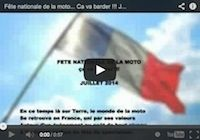 """""""Fête nationale de la moto... ça va barder"""": les 12 et 13 juillet 2014 à Carole"""