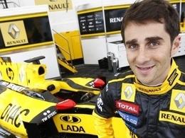Nicolas Prost va rouler avec la Lotus Renault F1