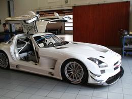 Graff Racing s'engage dans le GT Tour avec deux Mercedes SLS