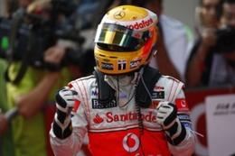 """F1 : Hamilton contre-attaque : """"il était double champion du monde et il s'est fait battre par un rookie !"""""""