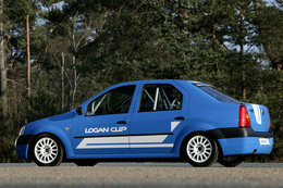 Rallycross: La Logan cup évolue en 2010