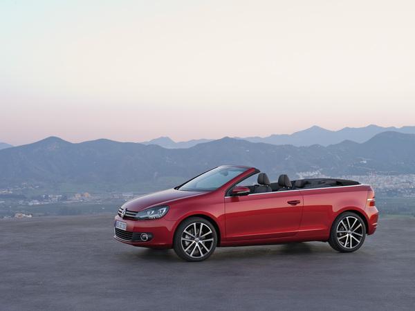 [Vidéo] La nouvelle Volkswagen Golf Cabriolet fait sa promo