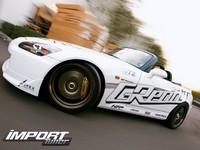Honda S2000 Turbo : 320 chevaux tranquillou..