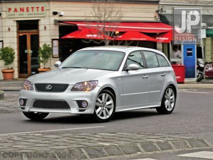 Lexus va sortir une concurrente aux Audi A3 et BMW Série 1