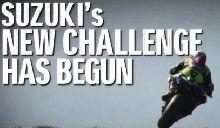Moto GP - Vidéo: les voeux de Suzuki sont avant tout pour 2015