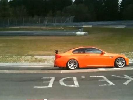 Réveil Auto : La BMW M3 GTS à l'assaut du Nürburgring, un V8 gronde dans l'Eifel