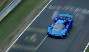 Nürburgring : l'impressionnante NextEV Nio EP9 bat le record du tour pour une électrique