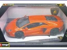 Lamborghini Aventador : le 1/18ème, un bon moyen pour raccourcir les délais de livraison