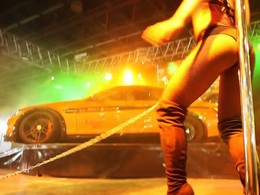 Nerpel IPD au Tuning Show de Budapest : hot !