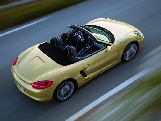 Un roadster Porsche abordable pour 2014 ?
