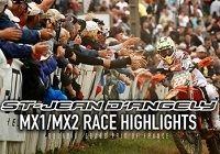 MX GP - St Jean d'Angely : résumé video des MX1 et MX2