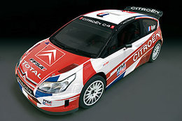 Rallye : Sébastien Ogier au RAC en C4 WRC