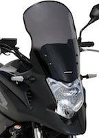Ermax et la Honda NC700 X