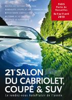 Salon du Cabriolet, Coupé et SUV 2010 : les français en force