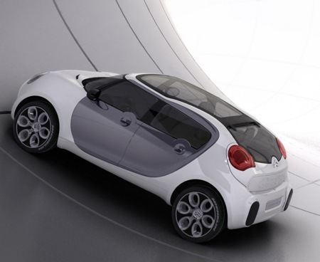 L'habitacle de la future Citroën Cactus sera différent de celui du concept C-Cactus