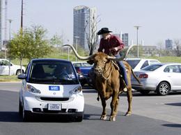 Le Concept car2go accessible au grand public à partir du 21 mai à Austin