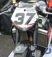 Monster Races 2012: Gamma Moto engage une RSV1000