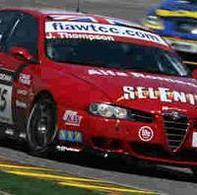WTCC: Valence: Thompson ressucite Alfa Romeo