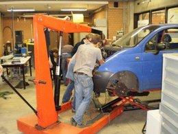 Des étudiants belges ont concocté une Chevrolet Matiz électrique !