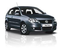 Volkswagen Polo Town: usage citadin only