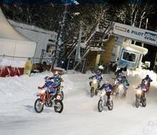 Panne d'électricité pour les pilotes du Trophée Andros !