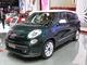 En direct de Francfort 2013 - Fiat 500L Living, le tonneau de yaourt