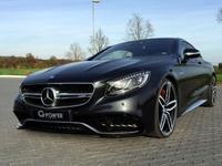 G-Power s'attaque à la Mercedes S63 AMG Coupé