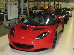 Lotus redémarre la production et dément les rumeurs