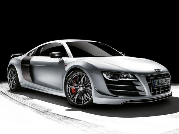 Audi R8GT: de nouvelles photos
