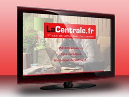 LaCentrale.fr fait sa pub à la télé : orientée sérieux et qualité
