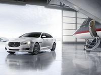 Pékin 2012 : Jaguar XJ Ultimate, comme son nom l'indique