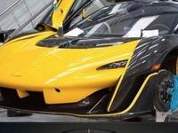 McLaren Sabre : la nouvelle création de Woking en fuite