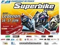 SBK France : 4ème épreuve ce week-end à Ledenon