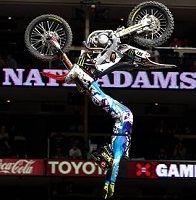 X-Games 17 : deux médailles d'or pour Nate Adams