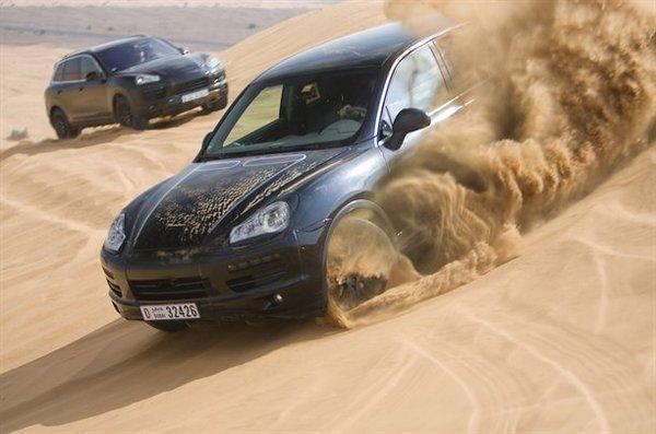 Prochain Porsche Cayenne : il sera meilleur en tout terrain