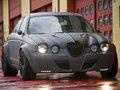 Jaguar S-Type Panzani, avec 5 oeufs frais au kilo