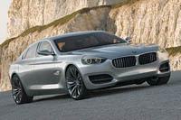 BMW: le  CS Concept sera bien la Série 8