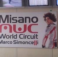 Superbike - Misano: Marco Simoncelli est devenu immortel