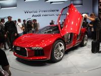 Vidéo en direct du salon de Francfort  2013 - Audi Nanuk Concept : le retour du diesel