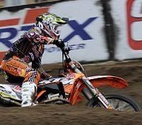 Motocross mondial : GP de Belgique à Lommel, MX 1 ; Antonio Cairoli en patron