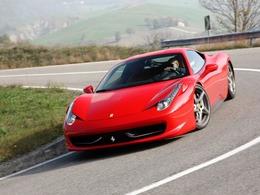 Ferrari est le leader automobile des réseaux sociaux