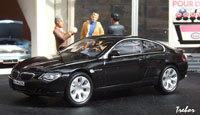 Miniature : 1/43ème - BMW Série 6