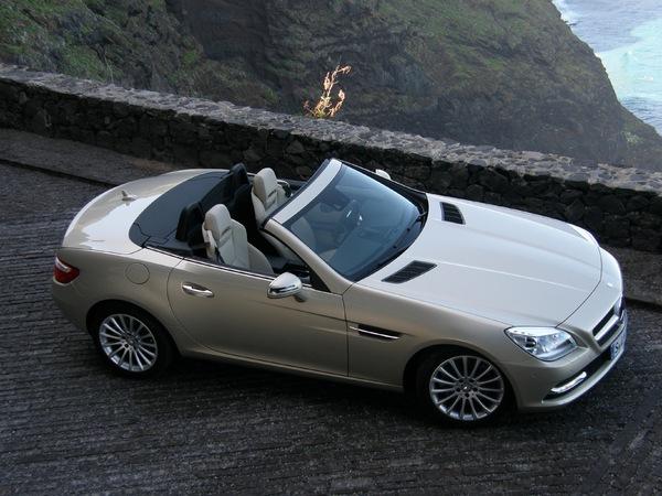 Essai vidéo - Mercedes SLK : plaisirs intenses, sous conditions